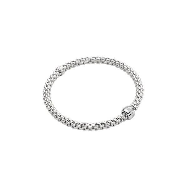 FOPE flexibeles Armband aus der Kollektion SOLO, Typ 634B BBR - Seitenansicht
